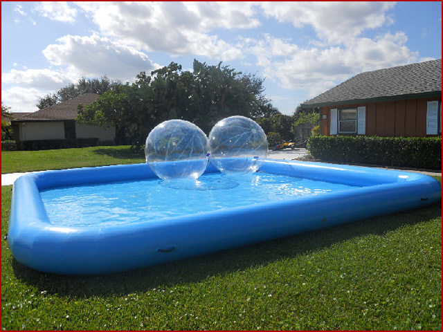 filename view image found on bounce house water slide - Water Slide Bounce House